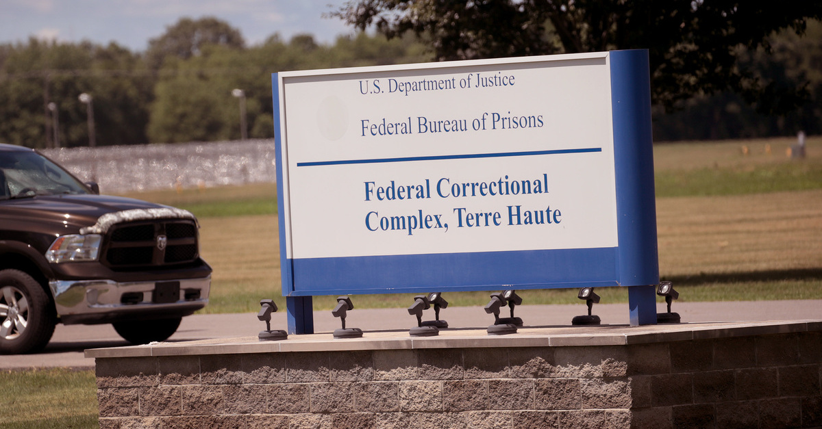 US Carries Out Final Federal Execution Under Trump Administration