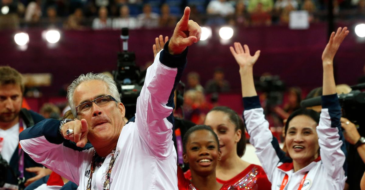Former USA gymnastics coach John Geddert dead after trafficking, assault charges filed