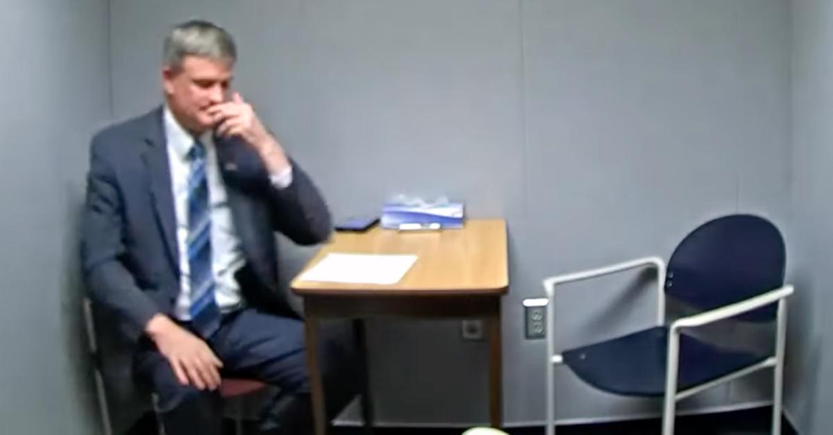 Interrogation Video