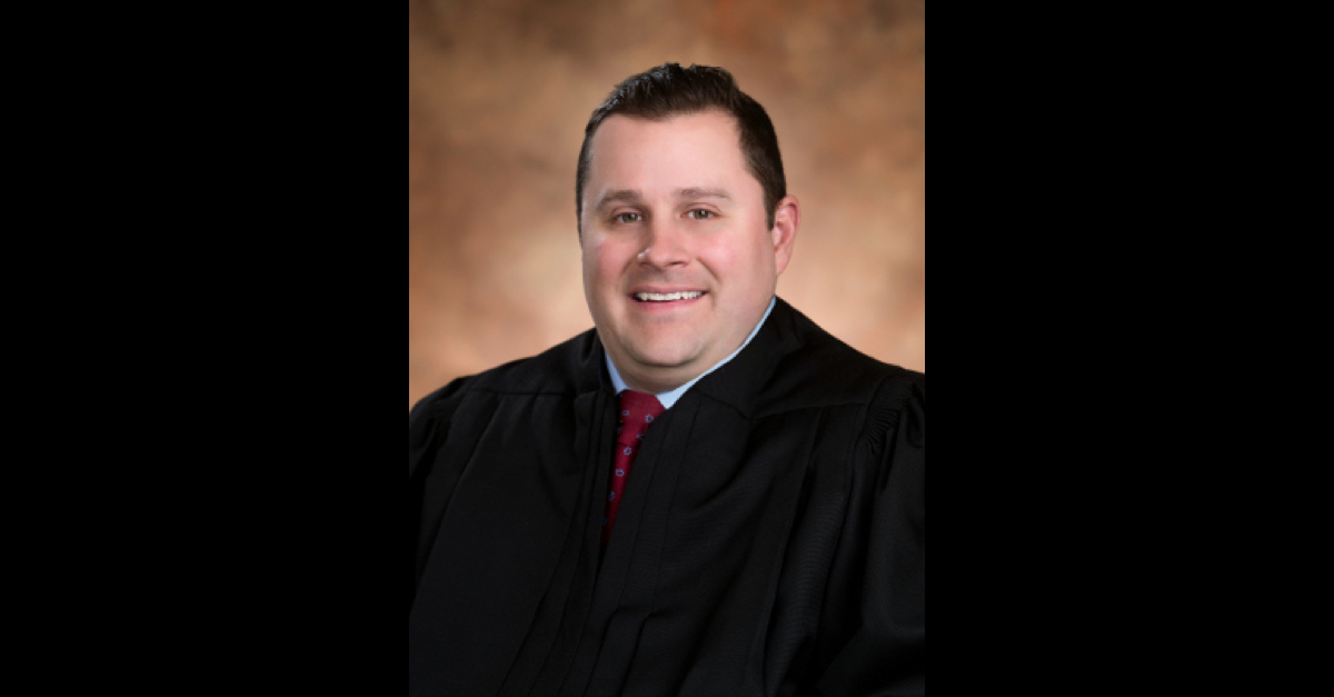Judge Jason Sengheiser