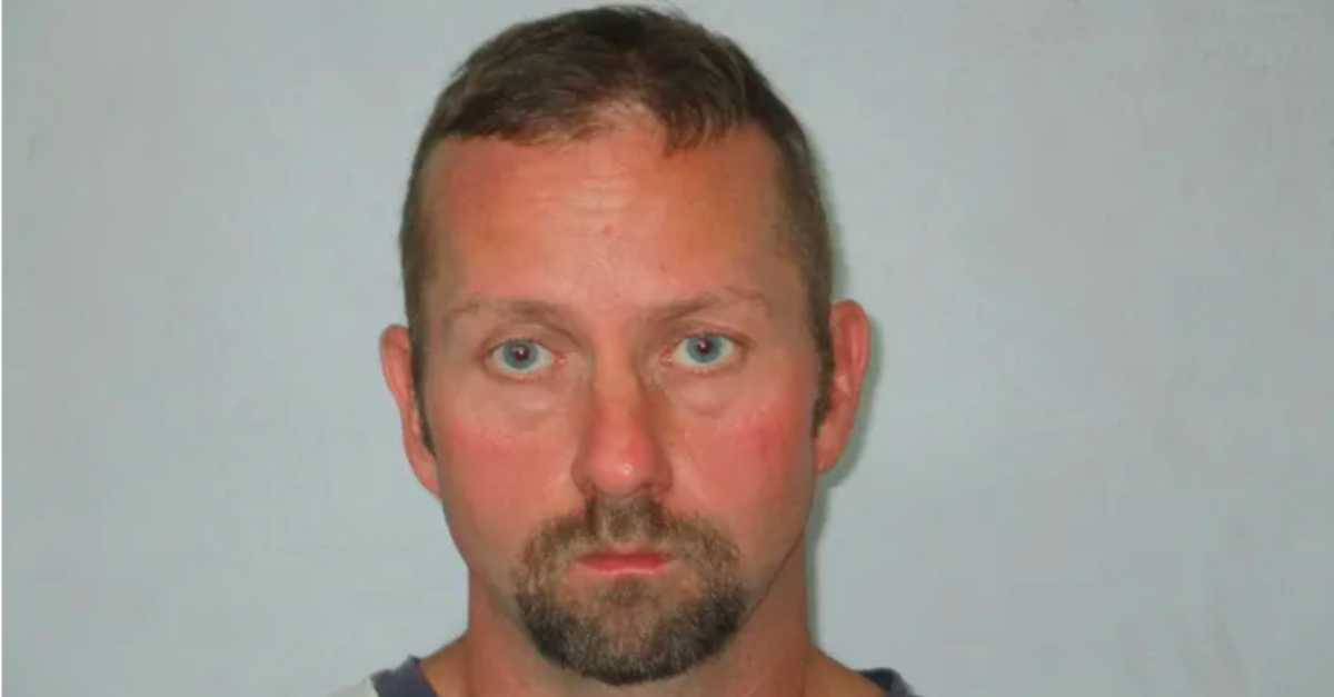 Gary Berchtold, courtesy of Marshall County Police Department