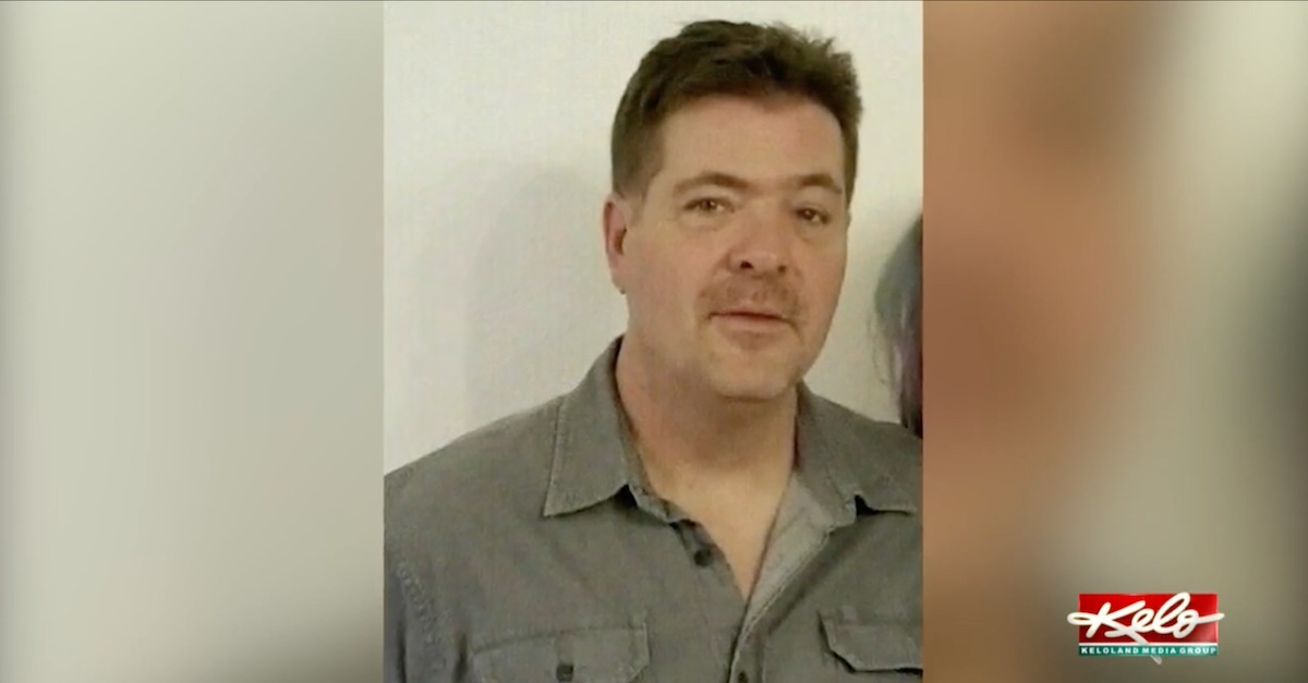 Victim Joseph Boever appears in an image shared with Sioux Falls CBS affiliate KELO-TV.