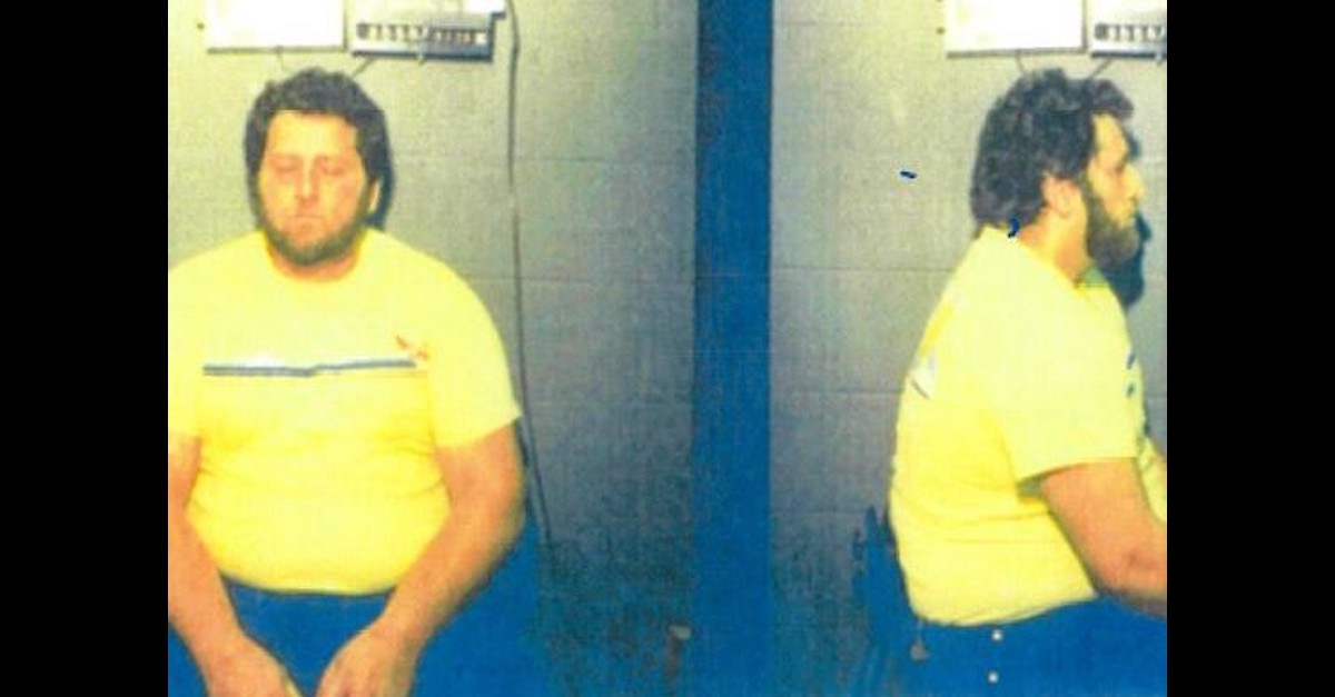 Joseph Magaletti, Jr. appears in an early mugshot provided by the Sarasota Police Department.