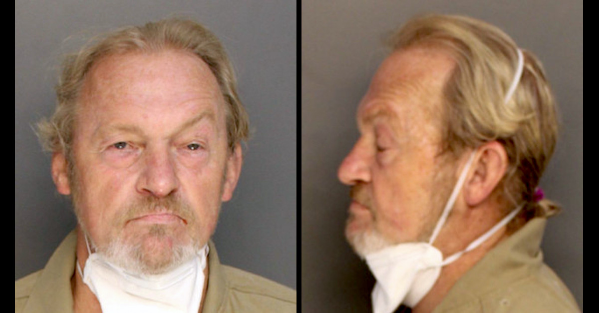 Curtis Edward Smith appears in a mugshot released by the Colleton County, S.C. Sheriff's Office.