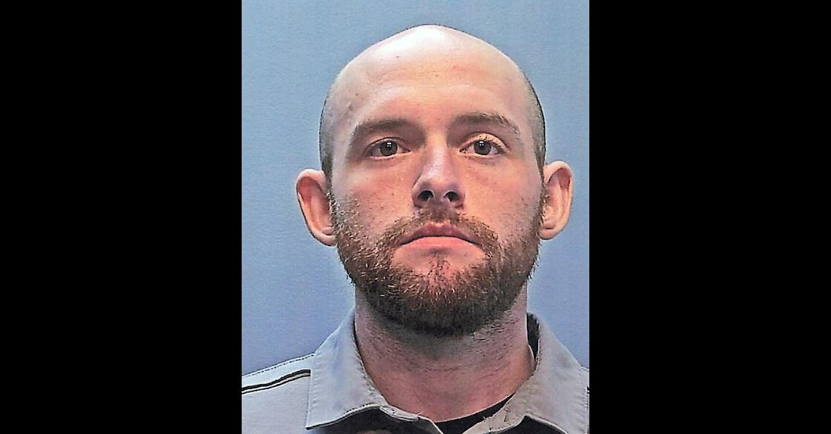 Jason Rosenblatt appears in a Glendala, Colorado police department mugshot.