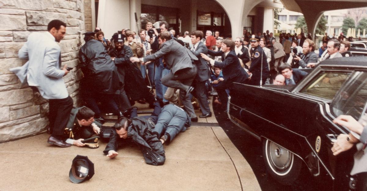 Reagan Shooting
