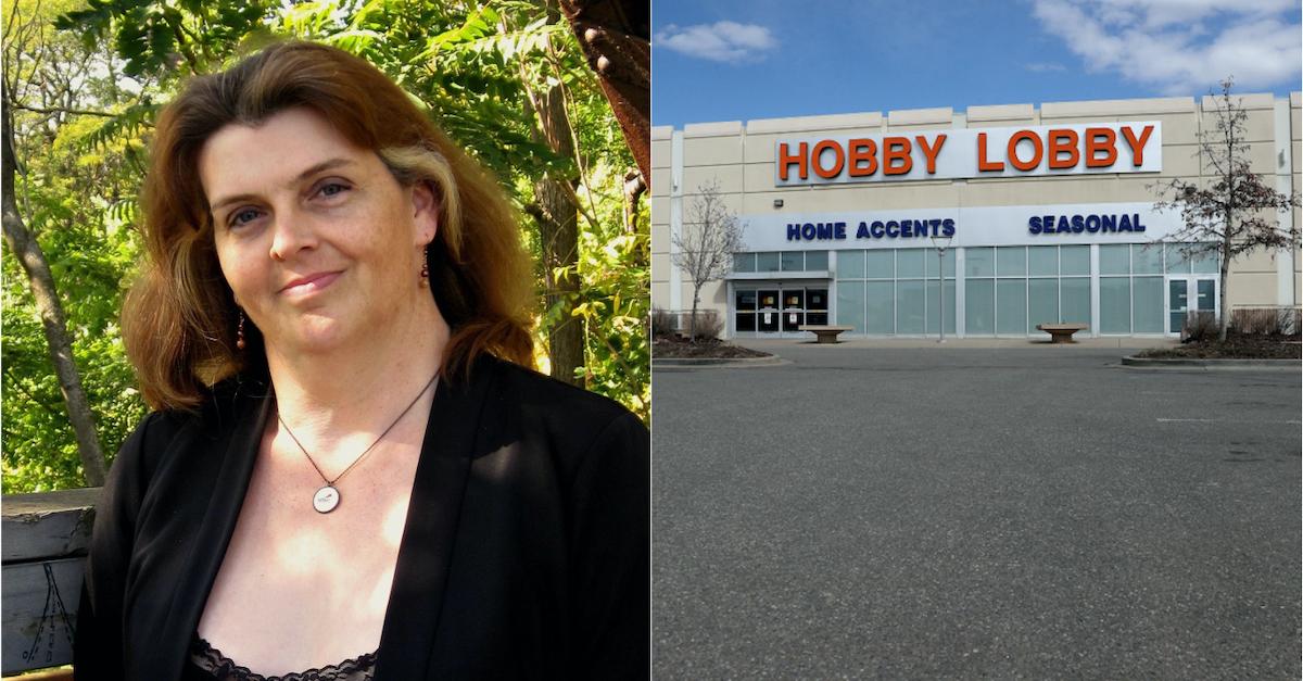 Meggan Sommerville-Hobby Lobby