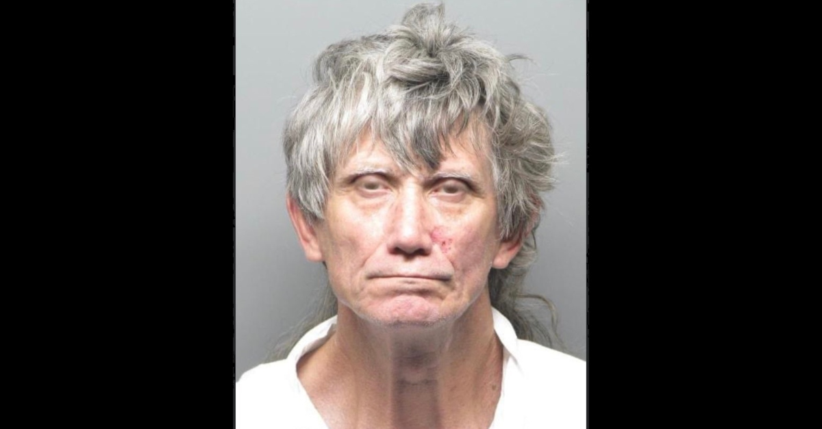 Rickie Keefer booking photo