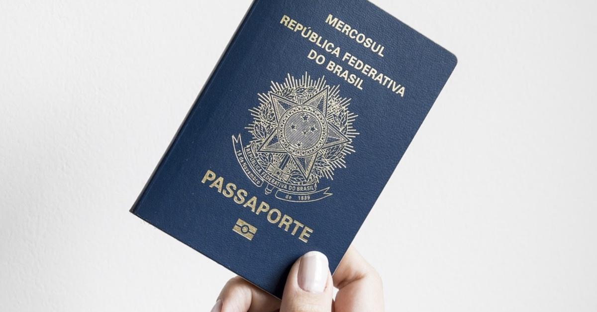 brazil passport