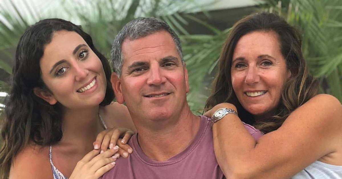 Samantha Josephson and her parents