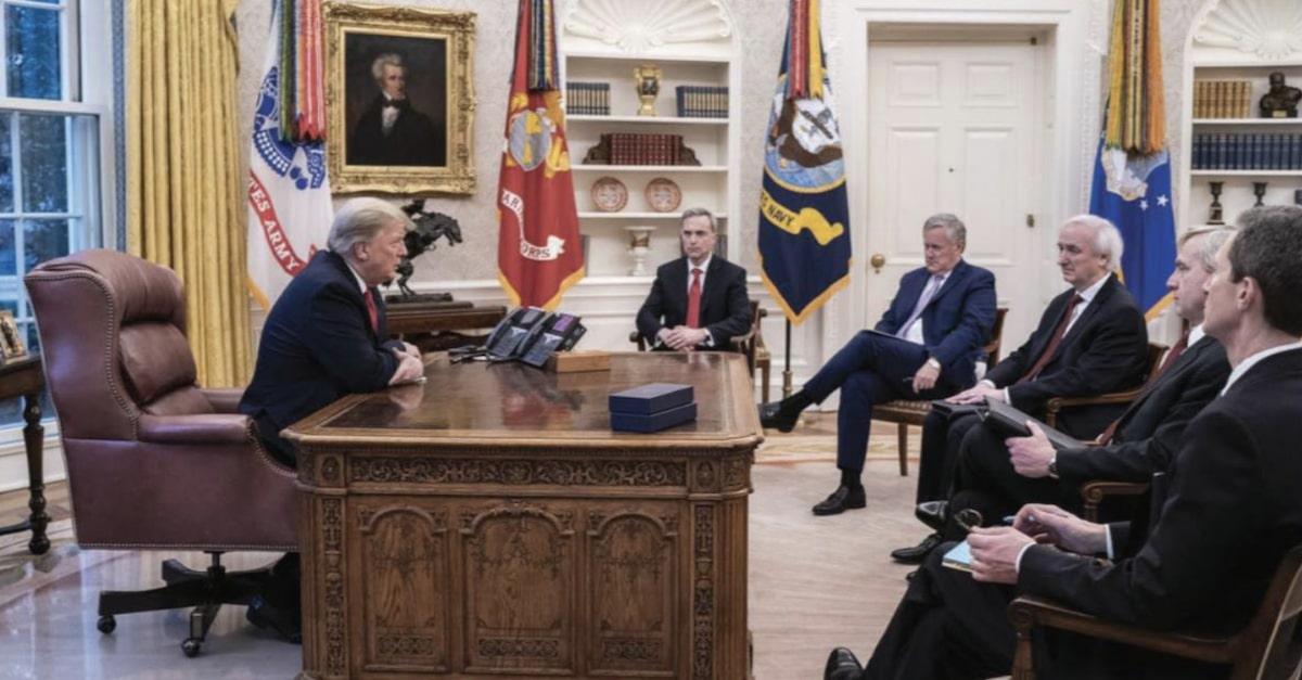 Donald Trump and DOJ