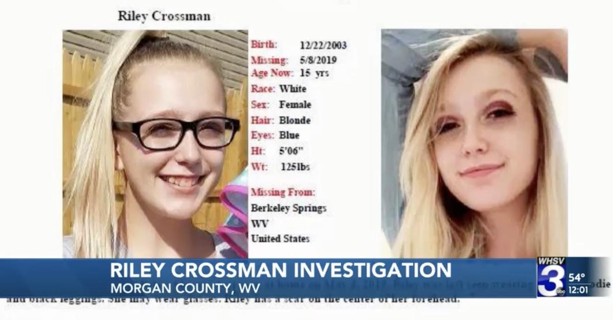 Riley Crossman