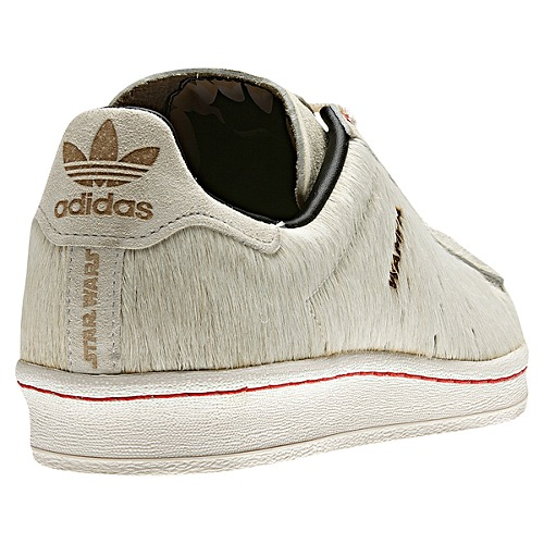 Adidas Wampa Fur Shoes Are a Thing That