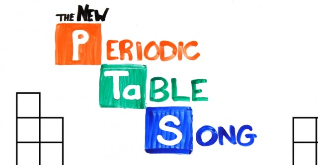 periodictablesong