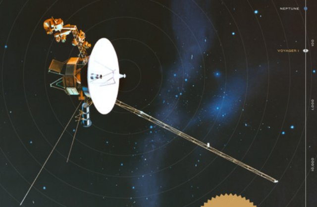 Voyager Cover