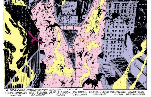 From page 1 of New Mutants #72. Look familiar?