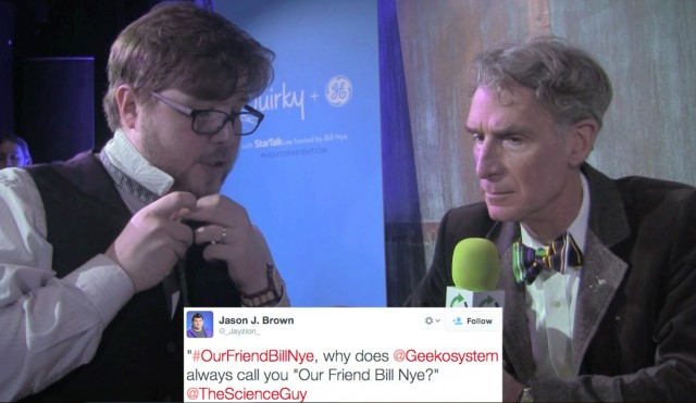 Bill Nye Answers Reader Questions