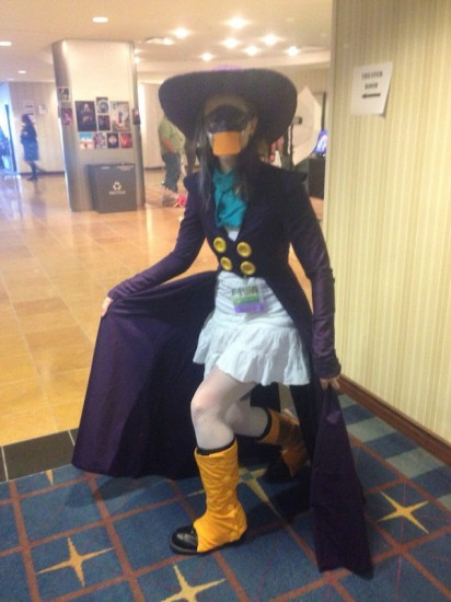 Things We Saw Today Genderswapped Darkwing Duck Cosplayer Wants You To Get Dangerous The Mary Sue