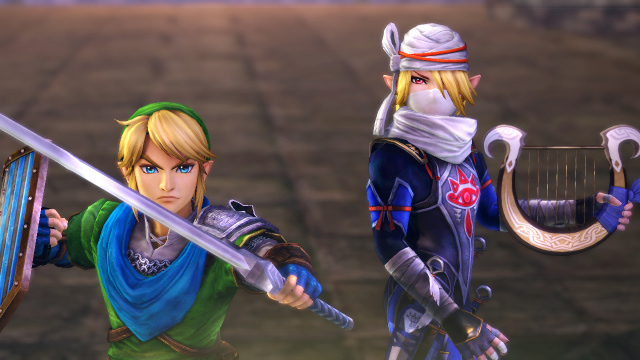 Review Nintendo Wii U The Legend Of Zelda Hyrule Warriors The Mary Sue