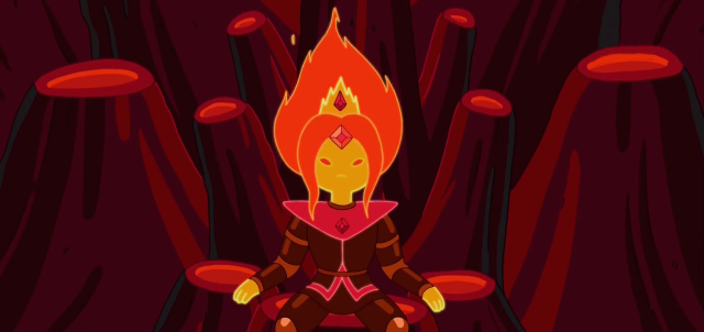 S5e32_FP_in_her_throne