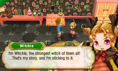 Story of Seasons - Witchie