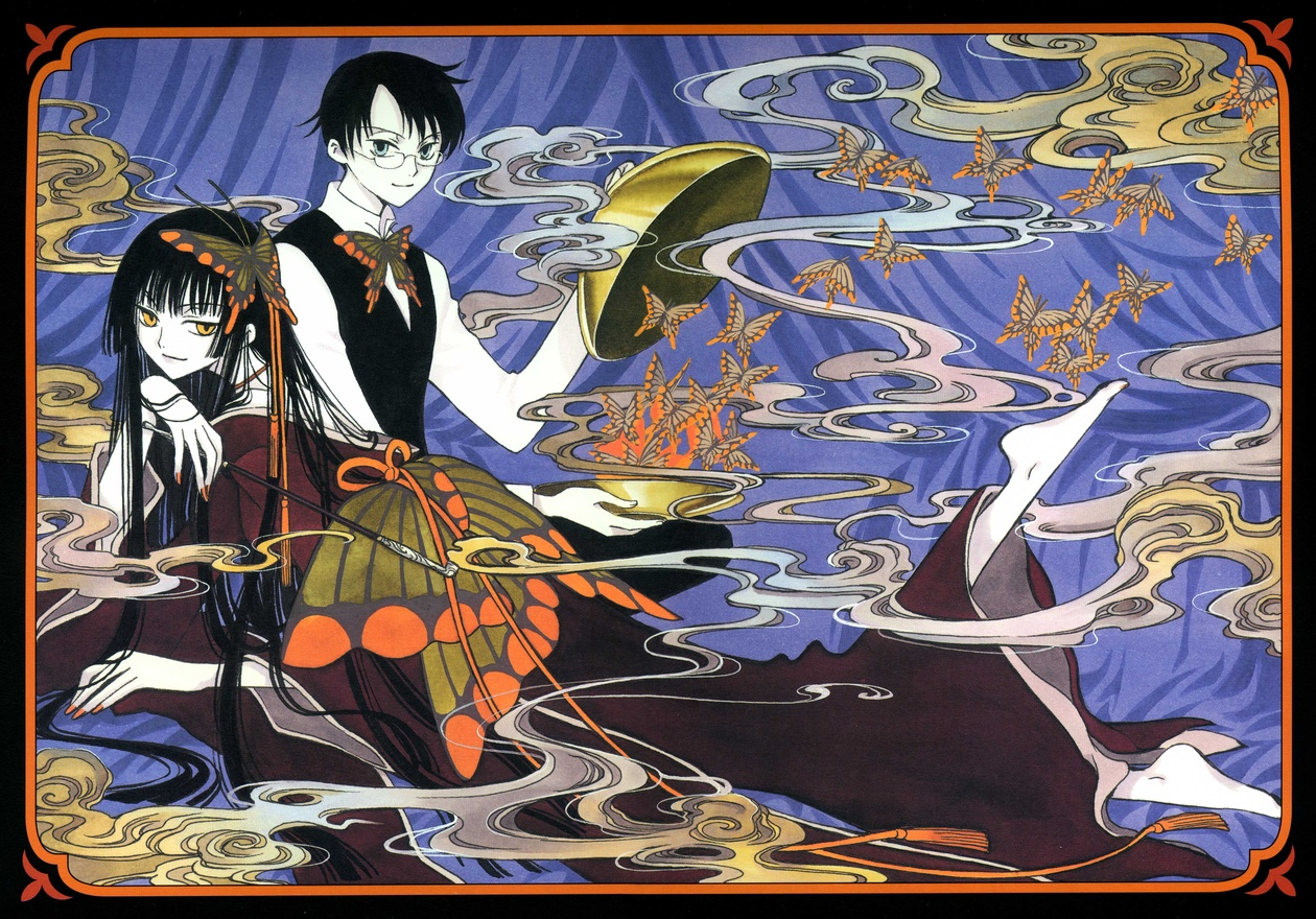 Manga You Don't Have To Wait For: xxxHOLiC | The Mary Sue