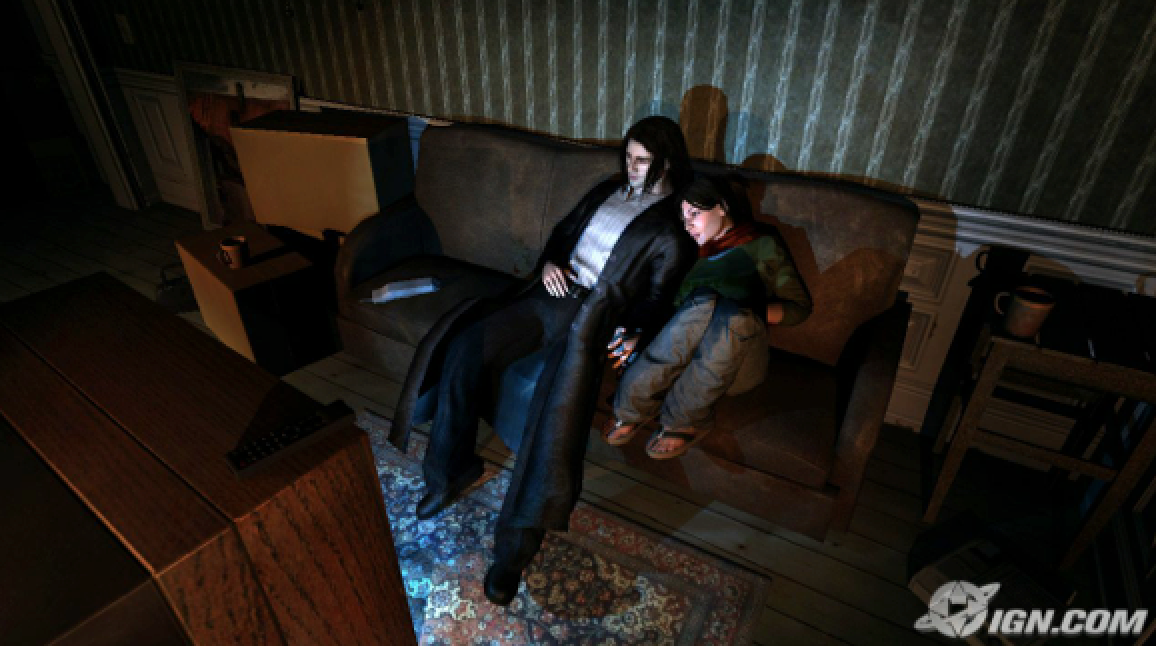 Promotional image from The Darkness.