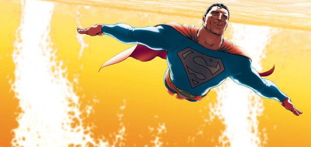 All-Star Superman First Page