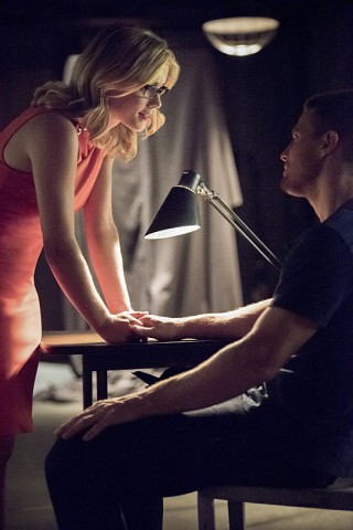 Olicity shippers, rejoice!