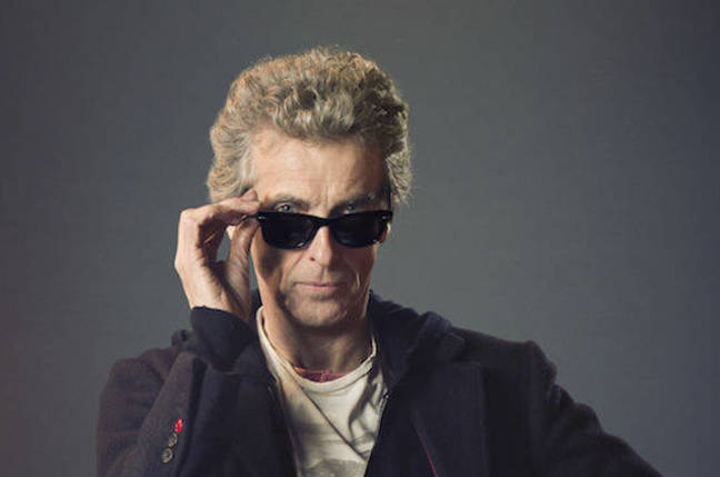 Doctor Who sonic sunglasses