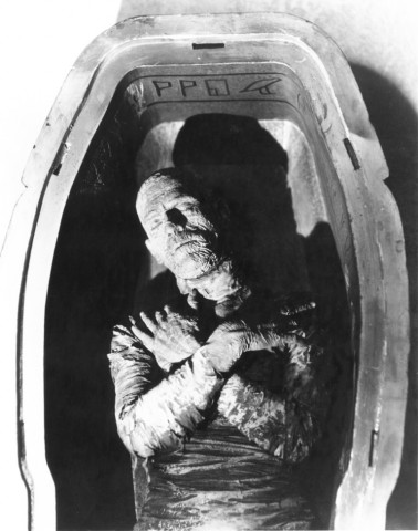the mummy boris karloff