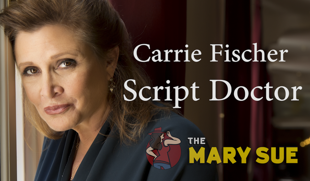 carrie-fisher-script-doctor
