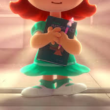 LittleRedHaired Girl