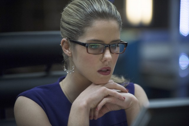 "Arrow -- ""Seeing Red"" -- Image AR220b _0059b -- Pictured: Emily Bett Rickards as Felicity Smoak"