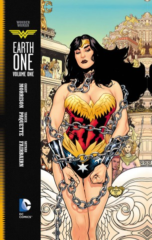 WW Earth One cover