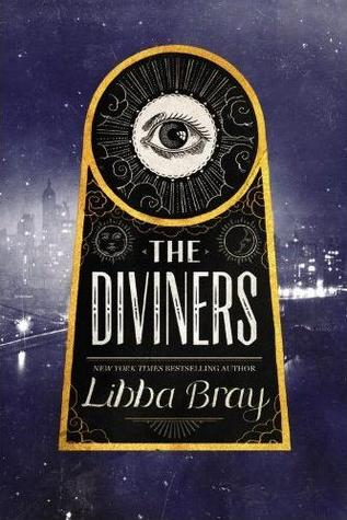 The Diviners novel cover