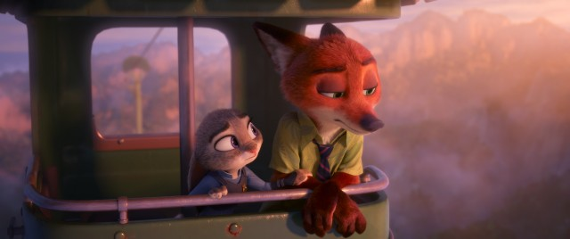 ZOOTOPIA – Pictured (L-R): Judy Hopps, Nick Wilde. All Rights Reserved.