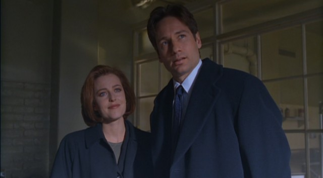 Saviour of the world Dana Scully