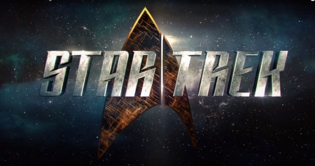 New Star Trek logo