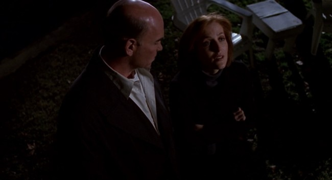 Scully and Skinner