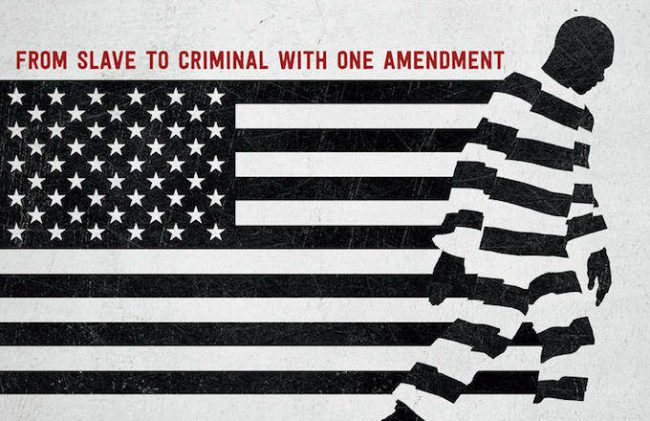 13th is an in depth look at America's prison system, and how it disproportionately treats African Americans. Get woke; watch this film. (Catch it on Netflix.) (image: Netflix)