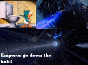 That Plucky Duck kid throwing everything down the hole will never not be funny to me.
