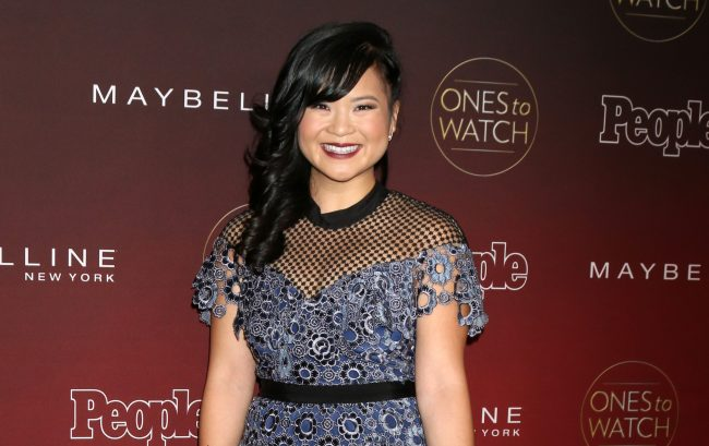 Shutterstock image of Kelly Marie Tran, who plays Rose Tico