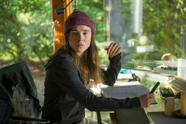 """image: A24 Ellen Page in """"Into the Forest"""""""