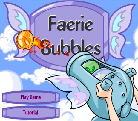 Neopets faerie bubbles game