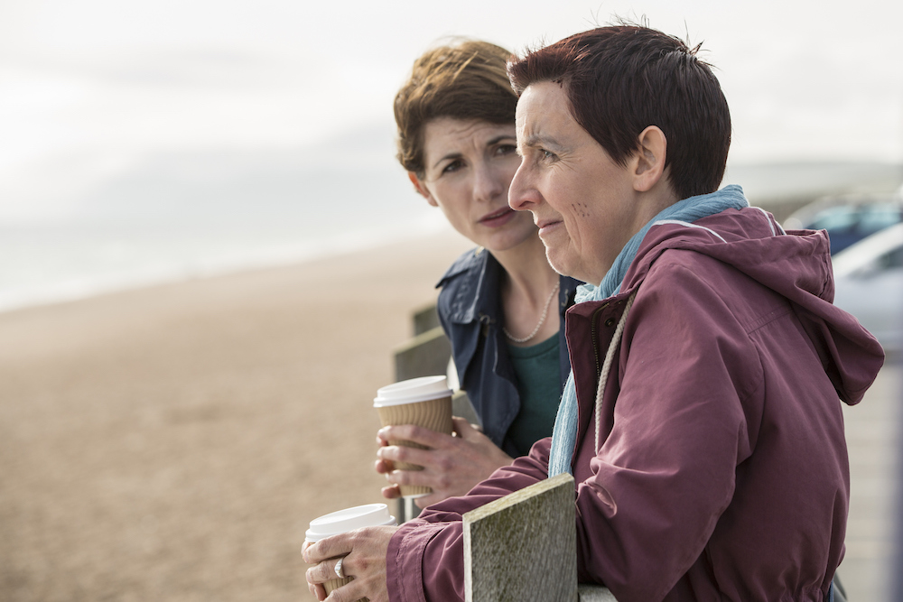 Beth and Trish in Broadchurch