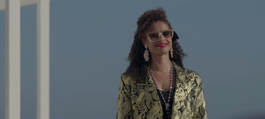 "Gugu Mbatha-Raw as Kelly in the ""San Junipero"" episode of ""Black Mirror"" on Netflix"