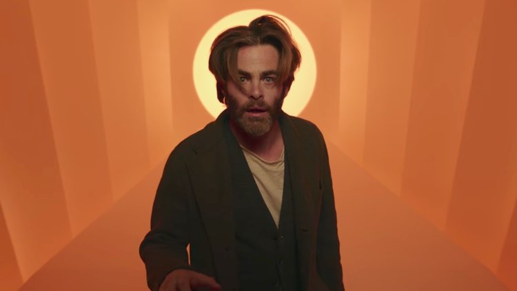 chris pine a wrinkle in time