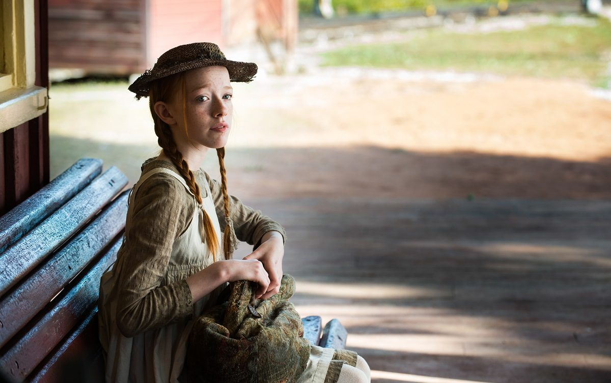 "Image of Amybeth McNulty in Netflix's ""Anne"" (Credit: Netflix)"