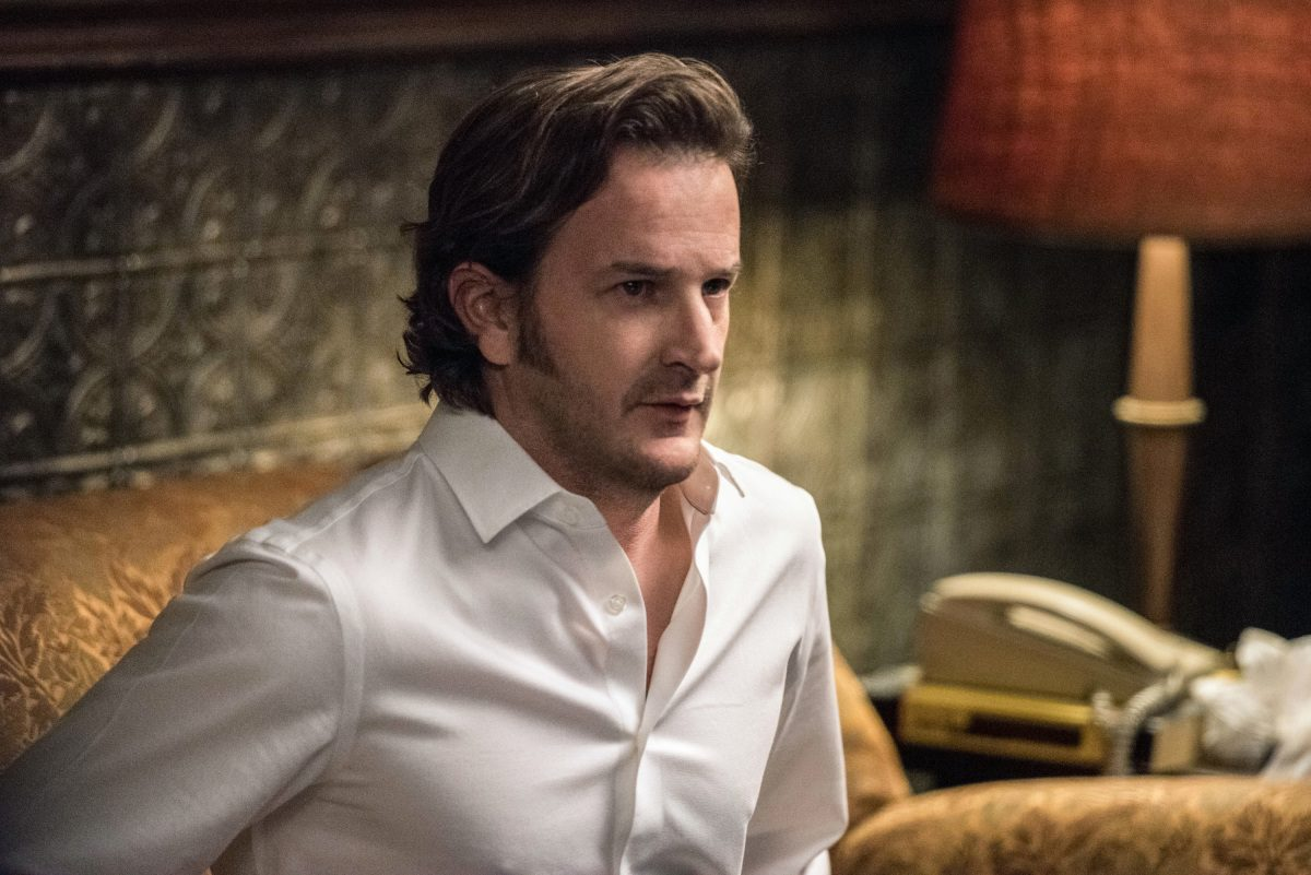 "Richard Speight as Gabriel in The CW's Supernatural: ""Unfinished Business"""